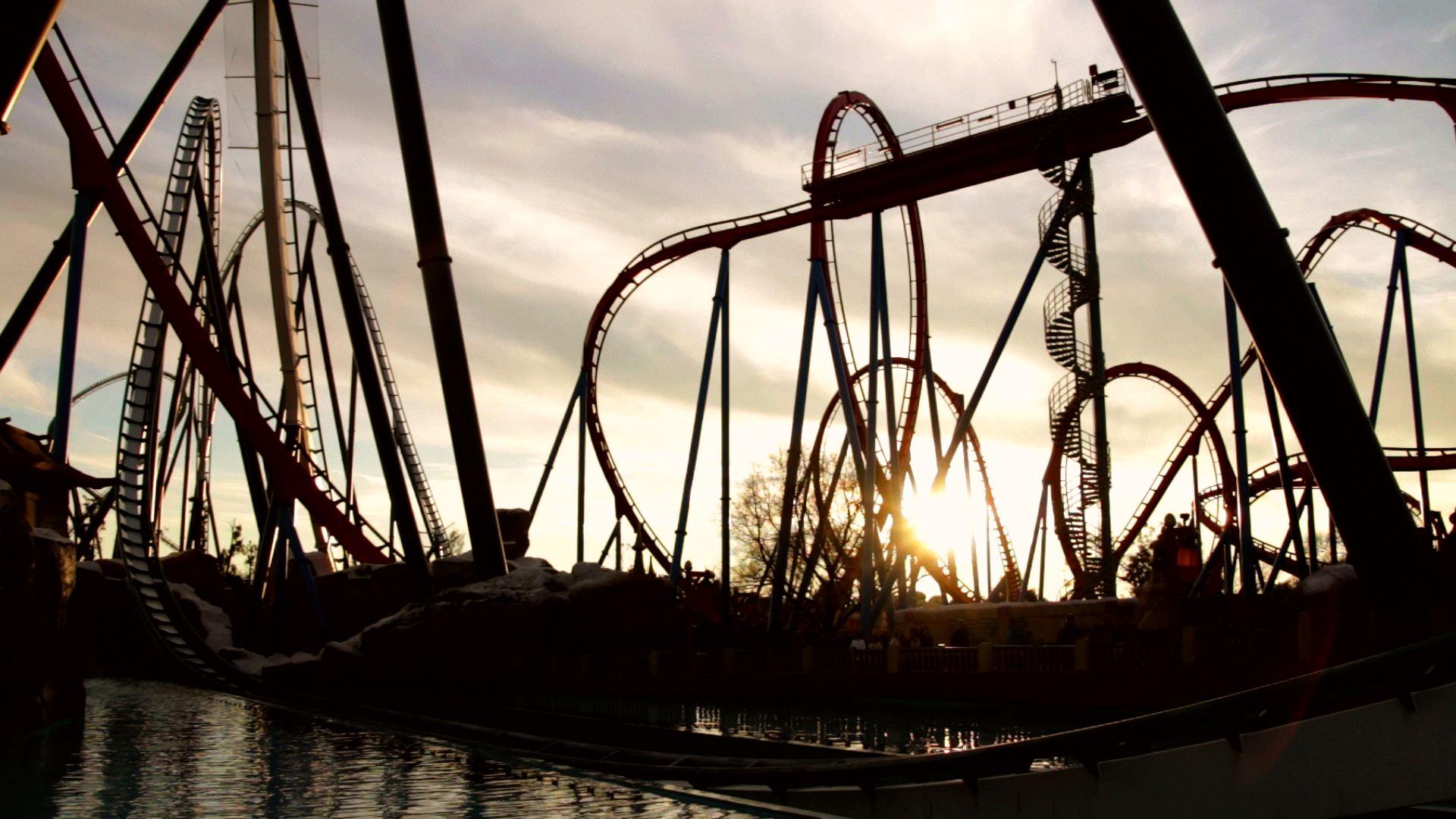 Amusement park tips