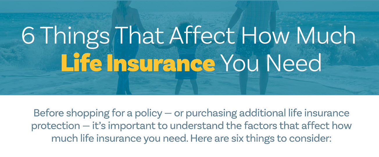 life insurance coverage needs