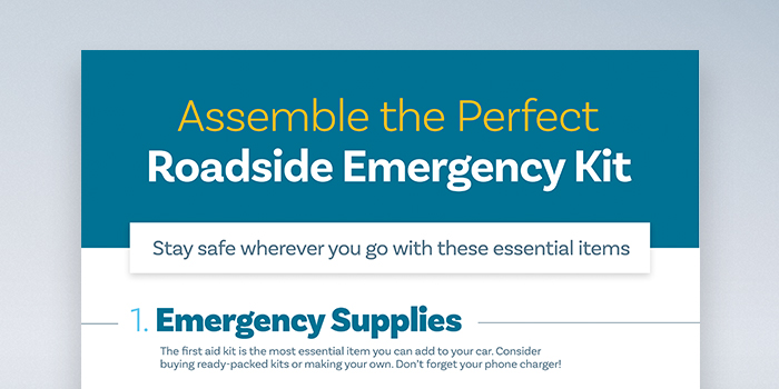How to Build a DIY Roadside Emergency Kit