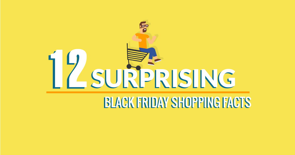 12 Surprising Black Friday Shopping Facts header image