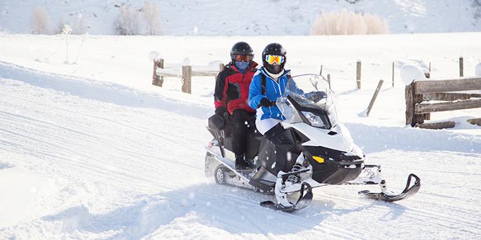 Snowmobiling Etiquette 101