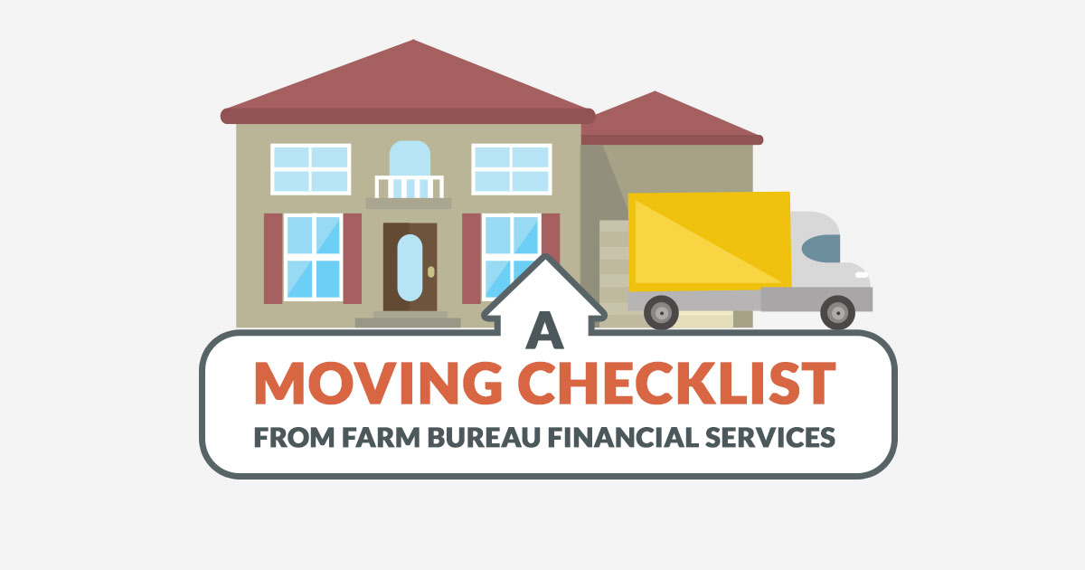 Make Moving a Snap with a Moving Checklist