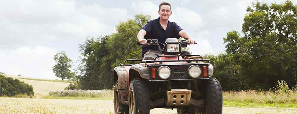 5 Tips for ATV Safety on the Farm