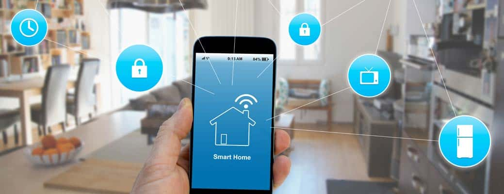 5 Ways Smart Home Technology Can Save You Money header image