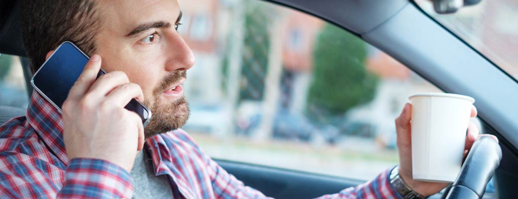 Distracted Driving Solutions: 5 Strategies to Stop Distracted Driving header image