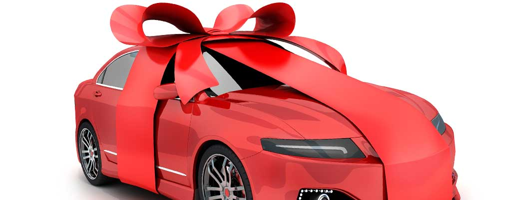 5 Things to Know When Giving a Car as a Gift