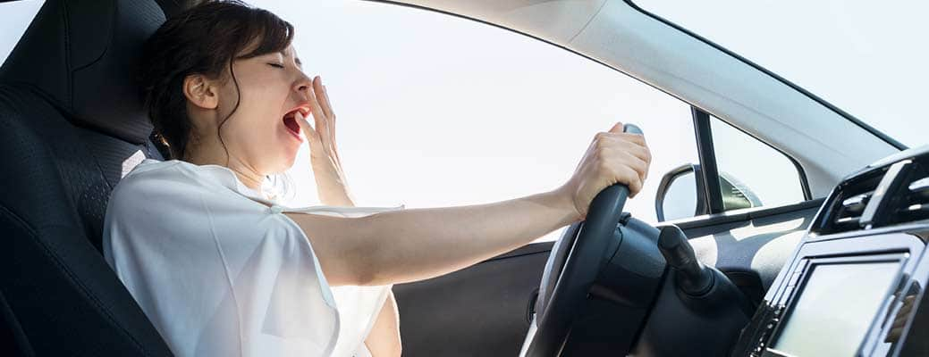 5 Ways to Combat the Dangers of Drowsy Driving