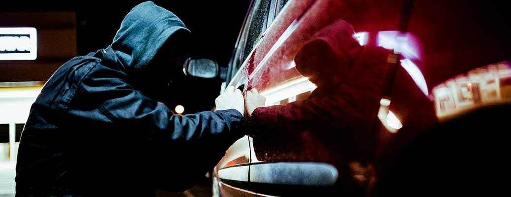 Avoiding Vehicle Break-Ins and Car Theft