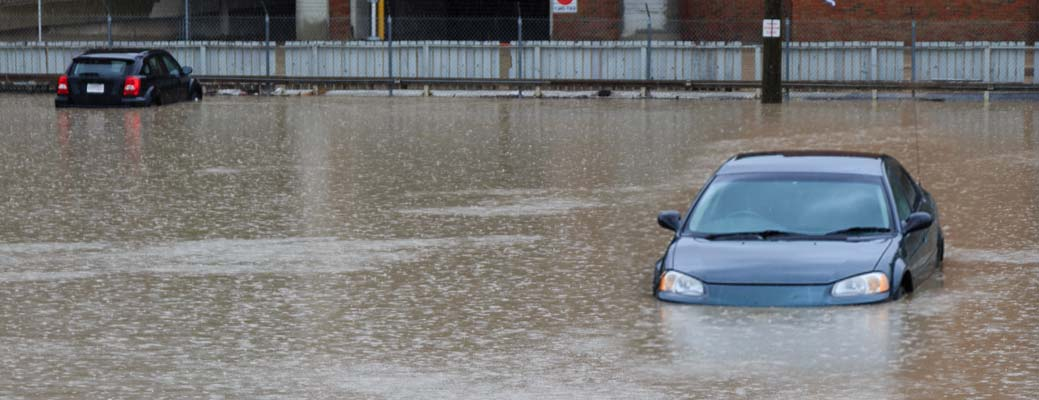 Buyer Beware: Avoiding Flood Damaged Cars