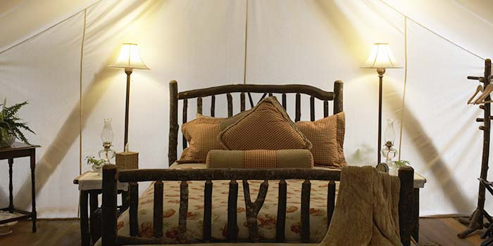 Camping to Glamping: Staying Outdoors Without the Hassle