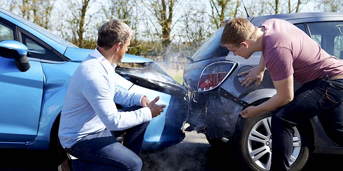 A Step-by-Step Guide to Auto Accidents with Uninsured Motorists header image