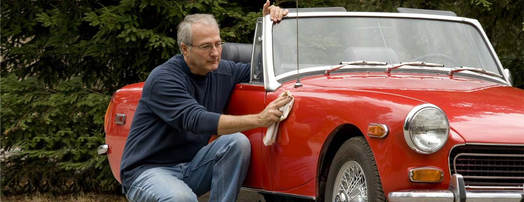 The Classic Car Owner's Guide to Insurance header image