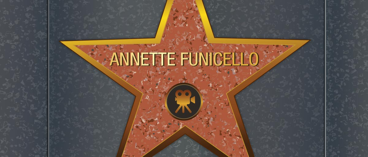 Continuing Their Legacy, Annette Funicello