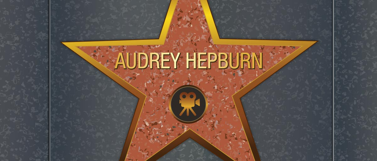 Continuing Their Legacy, Audrey Hepburn