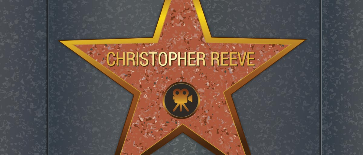 Continuing Their Legacy, Christopher Reeve