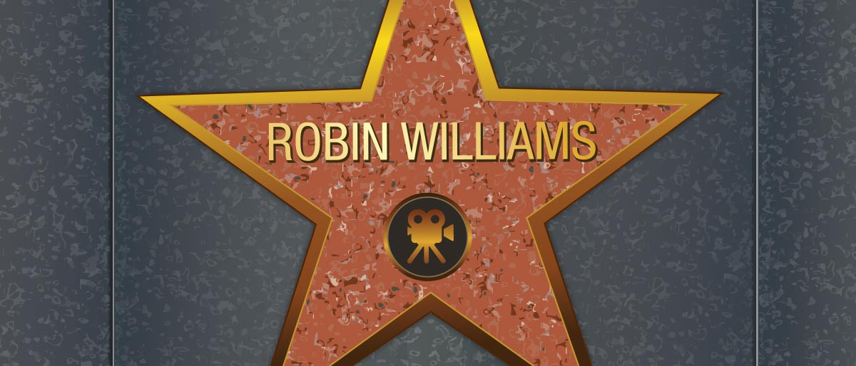 Continuing Their Legacy, Robin Williams