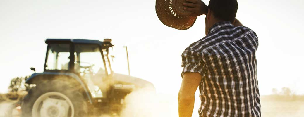 Farmers: Tips for Safely Working in the Heat header image