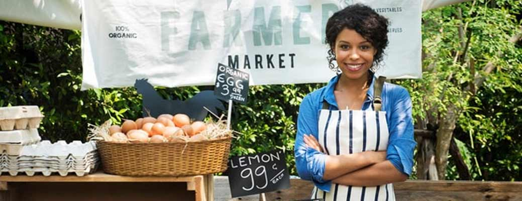 Build Loyal Customers at the Farmers Market