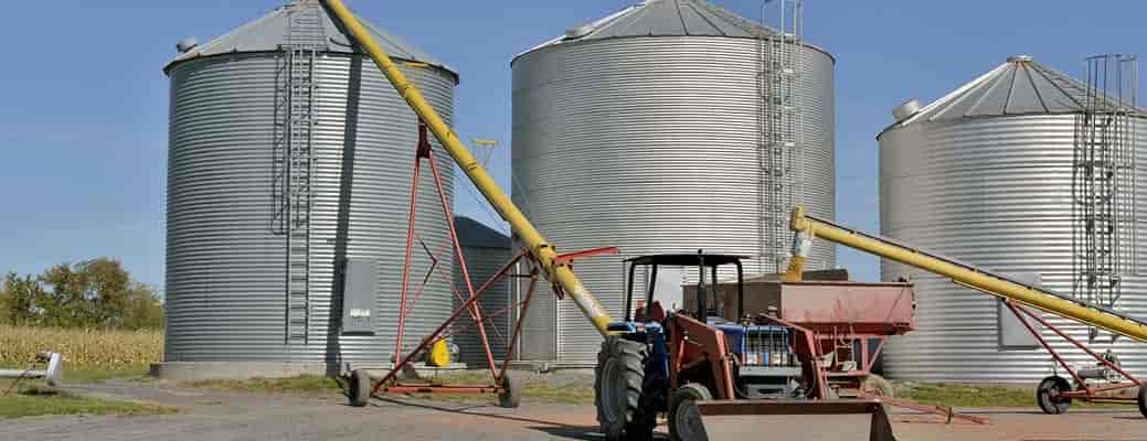Grain Bin Safety Tips