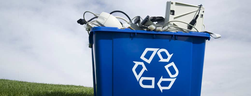 How to Dispose of Electronics to Protect Your Information