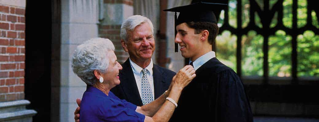 How Grandparents Can Help Grandchildren with College Costs thumbnail
