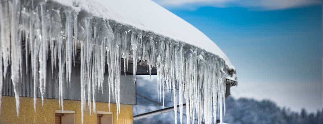 How to Prevent Ice Dams on Your Roof header image