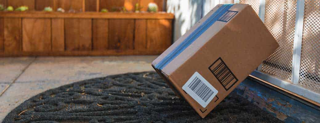 How to Prevent Package Theft header image