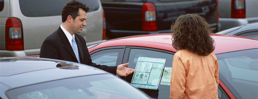 How to Read a Used Car Report