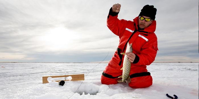Ice Fishing Safety