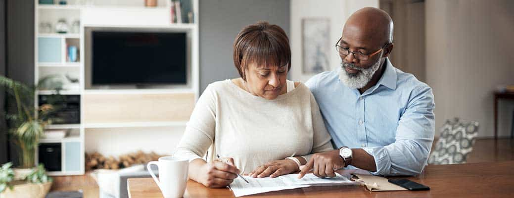 Meeting Your Financial Needs During Retirement header image