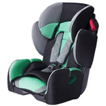 A picture of a child car seat.