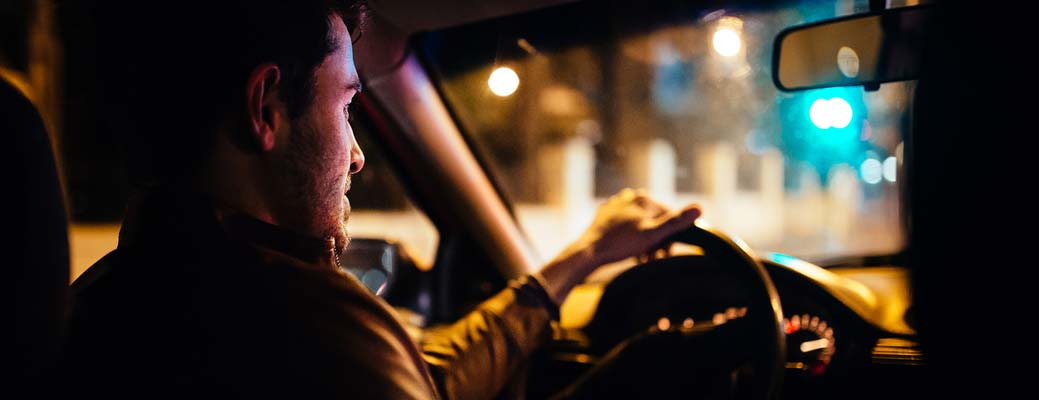 Managing Glare When Driving at Night