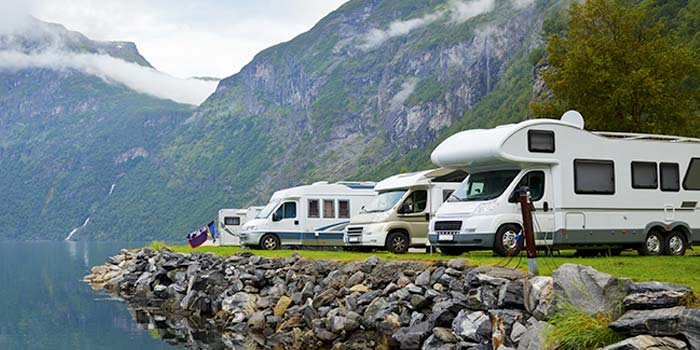 Top 10 National Parks to Visit in Your RV