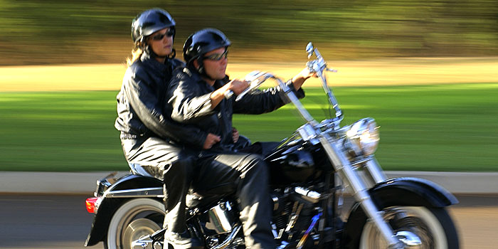 No Free Rides: Safe Motorcycle Adventures with A Passenger