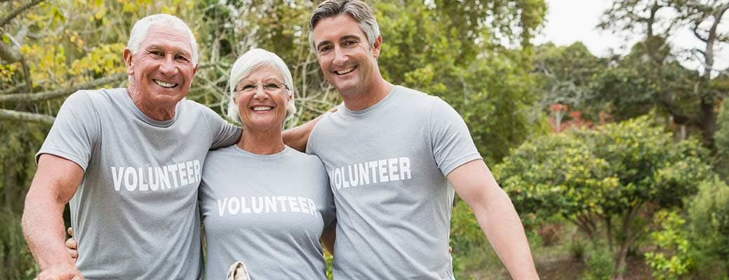 Retirees: How to Choose Volunteer Work  header image