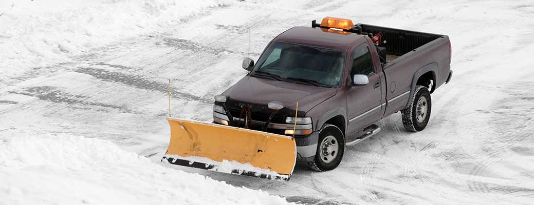 Small Business Spotlight: Snow Removal  header image