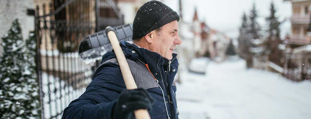 Snow Shoveling Safety Basics