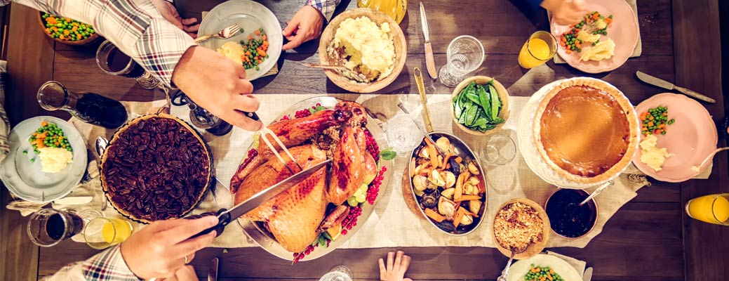Thanksgiving Travel Tips header image