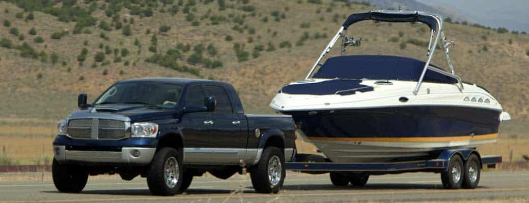 Trailering Tips for Newbies