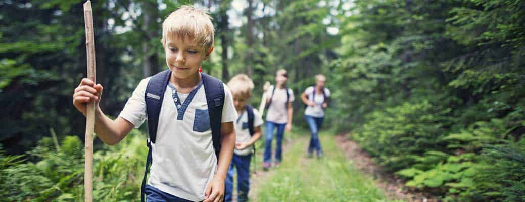 5 Summer Hiking Tips to Stay Safe this Season header image