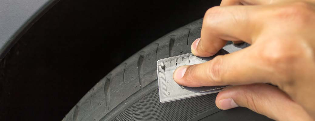 What Your Car's Tires Are Telling You