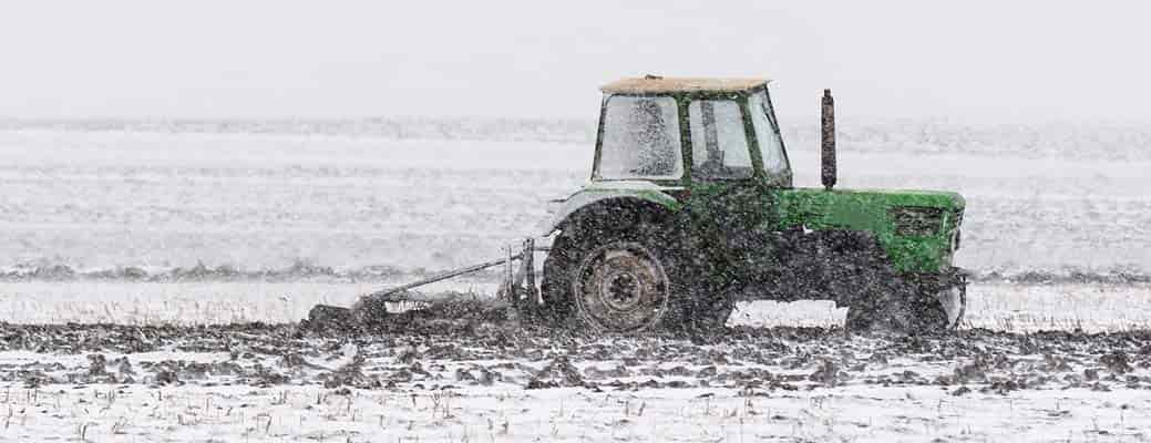 How to Winterize Your Farm Equipment