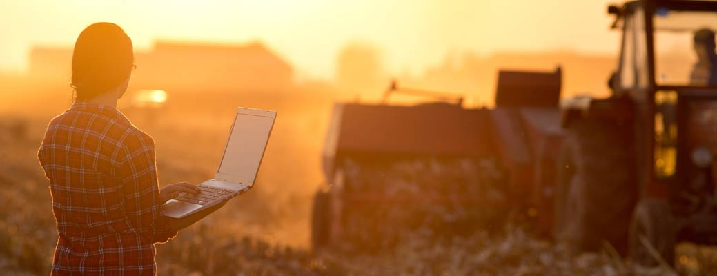 Growing Farmers: Women in Agriculture header image