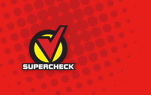 Be sure of your coverage with SuperCheck