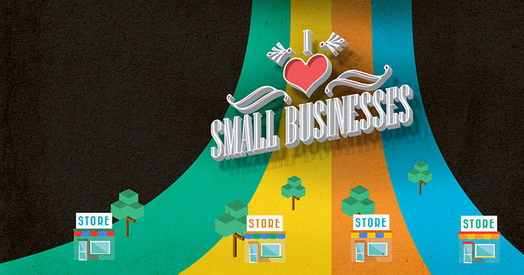 The History and Love of Small Business Saturday header image