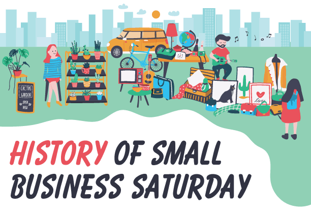 The History and Love of Small Business Saturday
