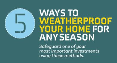 5 Ways to Weatherproof Your Home for Any Season