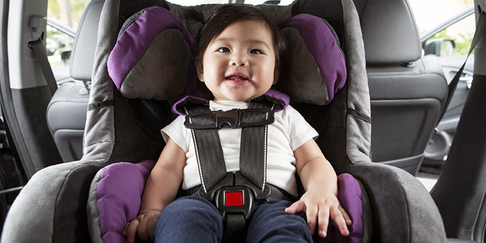 Test Your Car Seat Safety IQ  header image