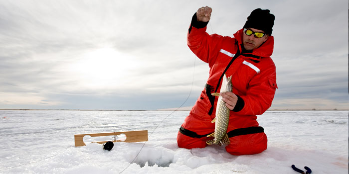 Safety Tips for Ice Fishing header image