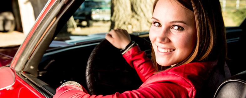 Driveology - for teen drivers